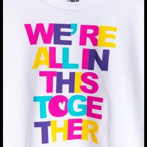 3 for $15 🌸We Are All In This Together Tee shirt
